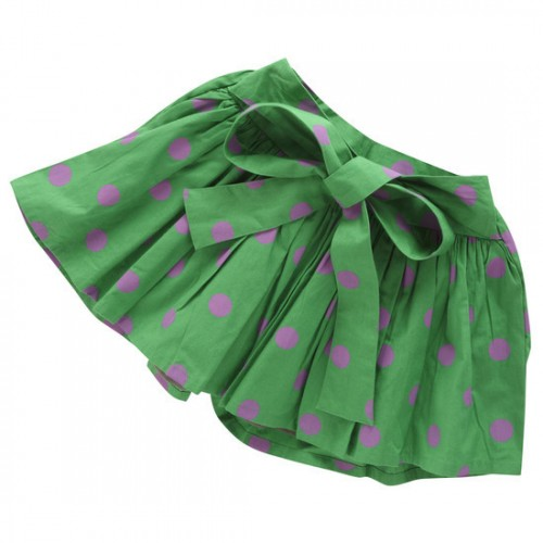 Piccalilly - Skirt - Girls Spotty Skirt in SALE  3-4