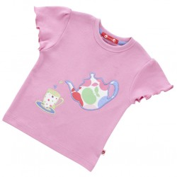 Top - Piccalilly - Cuppa Tea in SALE  left 3-6m