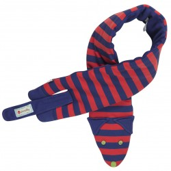 Scarf - Piccalilly - organic cotton - dog