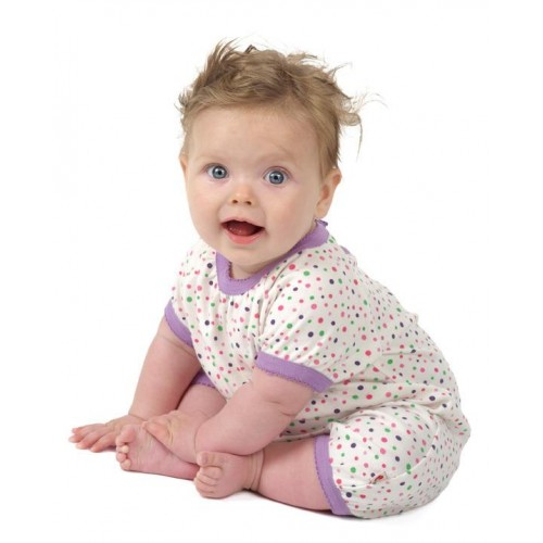 Romper - Piccalilly  - Baby girls  6-12m, 18-24m- sale