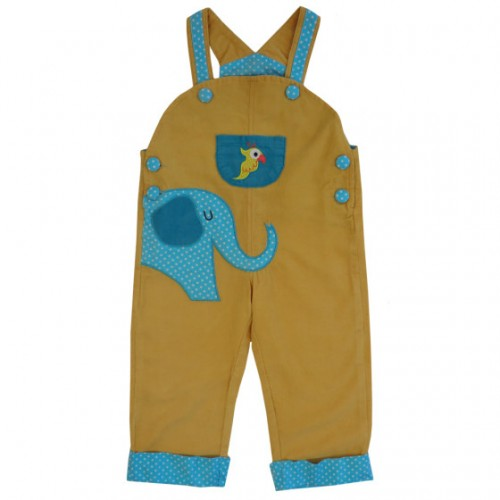 Dungarees - Elephant - 18-24m - sale