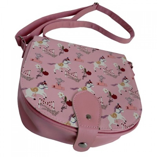 Bag - Pony print satchel - sale