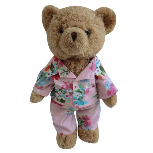 Bear - Floral Pj