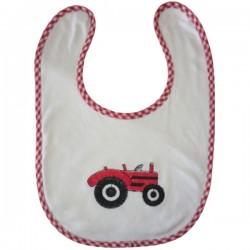 Bib - Tractor - velcro - sale