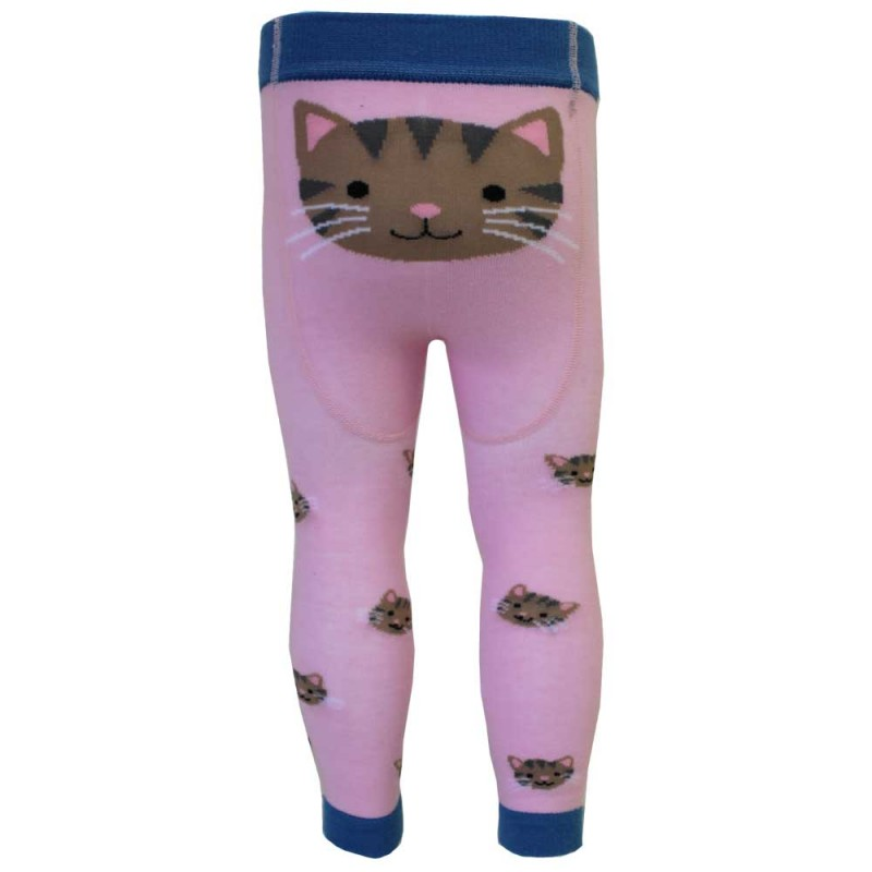 Cat Motif Tights For Sale