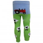 Leggings - Farm , Powell Craft -  0-6, 1-2y