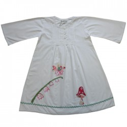 PJ - Night dress - Amelie Fairy 4-5y