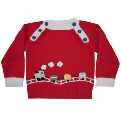 Jumper - Train - 18-24m - sale