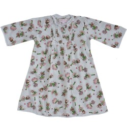 PJ - Night dress - Lilly Garden Flower Fairy  1-2y, last one