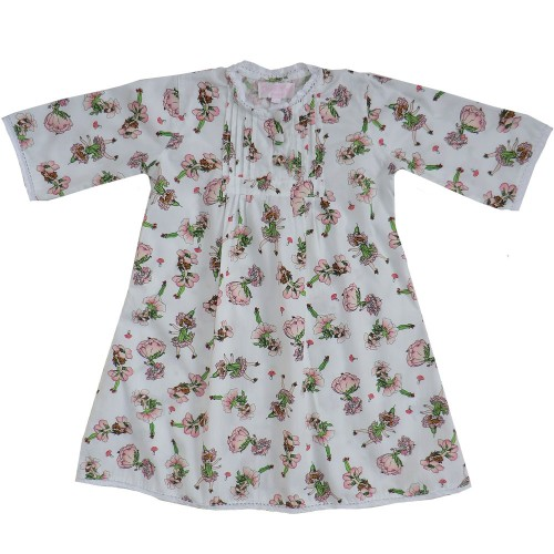 PJ - Night dress - Lilly Garden Flower Fairy  1-2y, last one