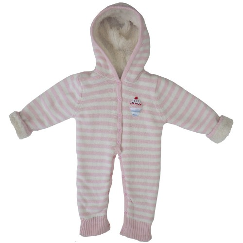 Bundler - Fleece Lined Cupcake size 9-15m