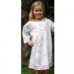 PJ - Night dress - Petra Flowers  1-2y last one