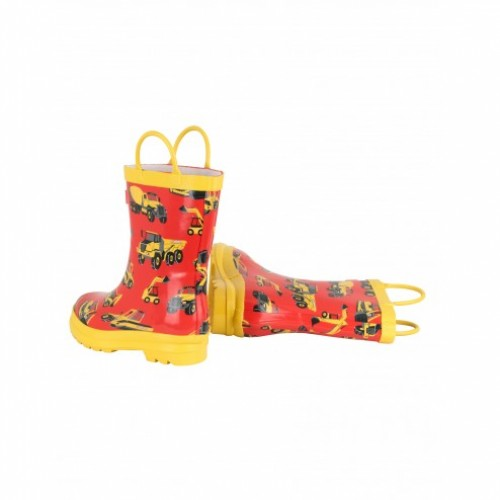 Boots -  Hatley Heavy Duty Machines - size /shoe in  10 , 11, 13