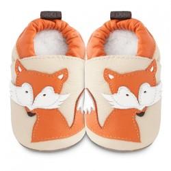 Shoes - Clearance - Orange Fox  - SALE - 0-6m