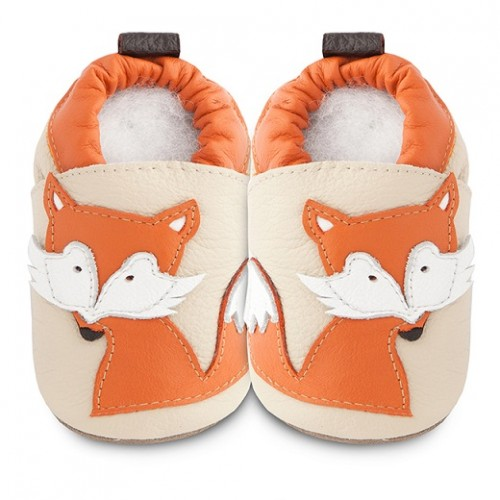 Shoes - Clearance - Orange Fox  - SALE - 0-6m