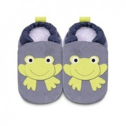 Shoo shoos - frog - SALE - 0-6m