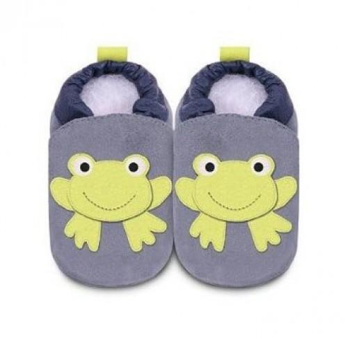 Shoo shoos - frog - SALE - 0-6m