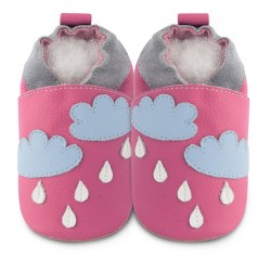 Shoo shoos - Pink/cloud 0-6, 6-12m