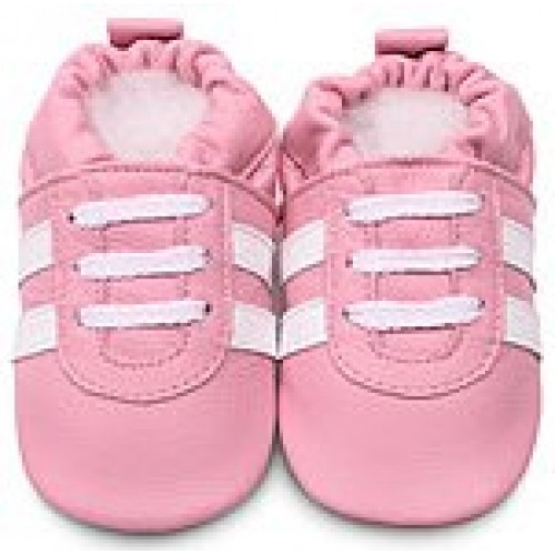 Shoo Shoos - Candy Pink Sports - SALE - 12-18m