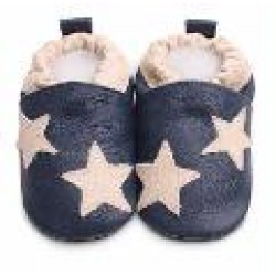 Shoes - Clearance - Navy Stars - SALE - 18-24m last one