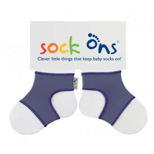 Sock Ons - Blueberry
