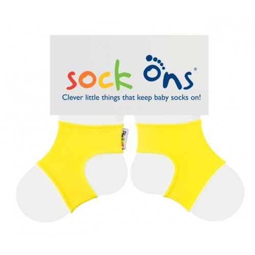 Sock Ons - Lemon