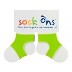 Sock Ons - Lime