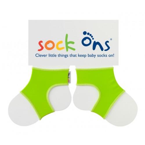 Sock Ons - Lime