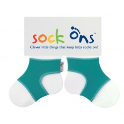 Sock Ons - Turquoise