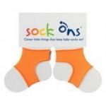 Sock Ons - Orange