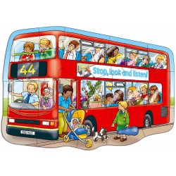 Toys - Educational - Orchard Toys - Big Bus - Sale