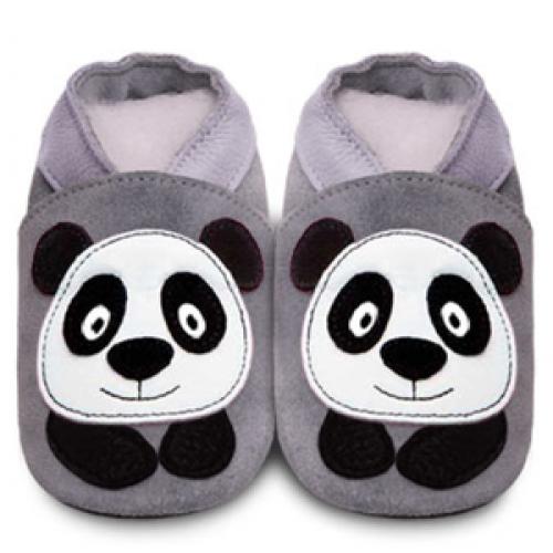 Shoo Shooes - Grey Panda  - SALE - 18-24m