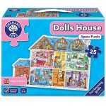 Toy - ORCHARD TOYS - DOLLS HOUSE PUZZLE