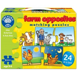 Toy - ORCHARD Toys - FARM OPPOSITES - GAME
