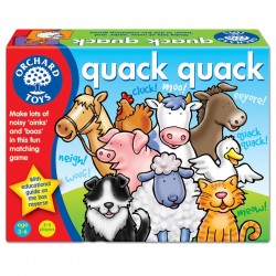 Toys - ORCHARD TOYS - QUACK QUACK - GAME