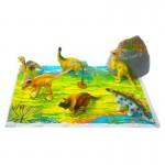 Toys - Dinosaurs figures - large tub