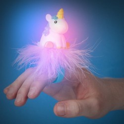 Toy - Unicorn flashing ring