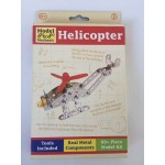 Toy - Model Mechanic  - Metal Helicopter Model Kit with Tools