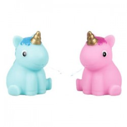 Toy - Bath Toys - Unicorn squirter - pink or blue