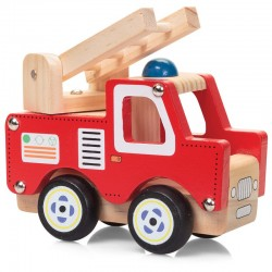 Toy - Wooden Trucks - Cherry pcker or fire engline ( please specify)
