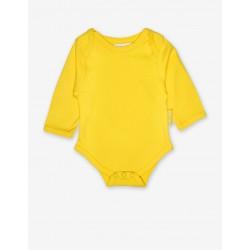 Body - Toby Tiger - Organic Basic Body - Yellow