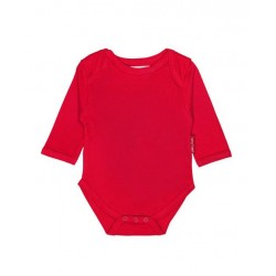 Body - Toby Tiger - Organic Basic Body - Red