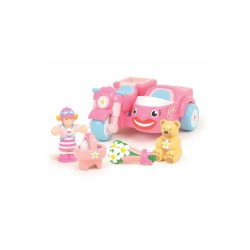 WOW Toys  - Whizz Around Amy in SALE