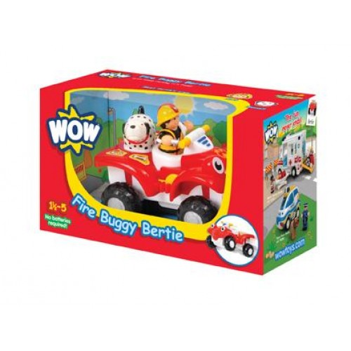 WOW Toys - Fire Buggy Bertie