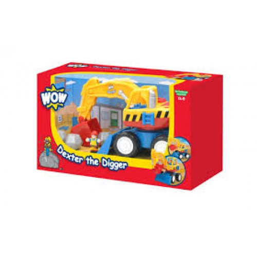 WOW Toys - Dexter the Digger