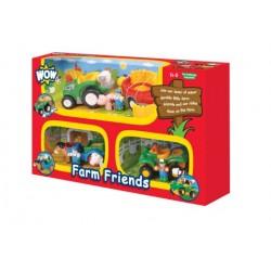 WOW  Toys -  Farm Friends