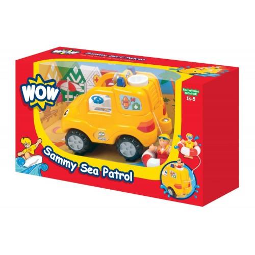 WOW Toys  - Sammy Sea Patrol - sale 2x left