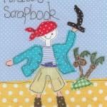 Gift - Scrapbook - Pirate
