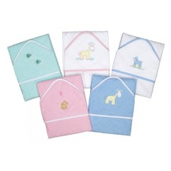 Gift - Towels for Babies - Hooded