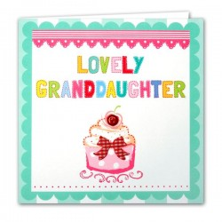 Gift - Card - Granddaughter